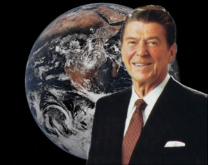 Reagan & Space